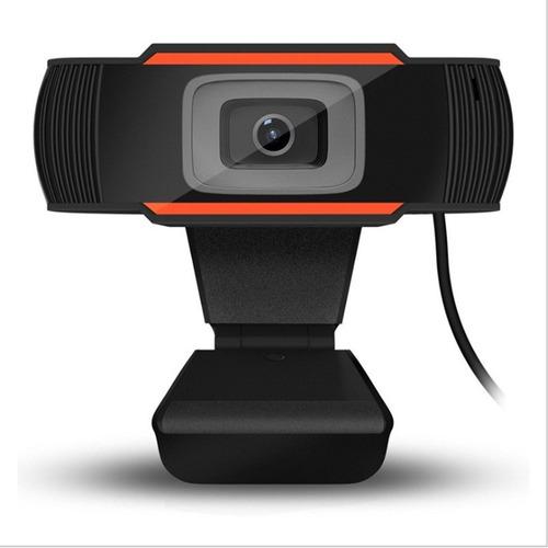 Webcam Cámara Web Hd Microfono Usb Pc Windows Mac Zoom