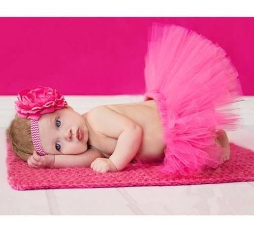 Props Newborn Com Tiara Ensaio Fotografico Import