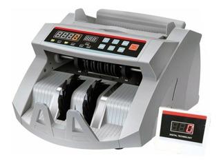 Contadora De Billetes Maquina Cuenta Dinero Detector Falsos