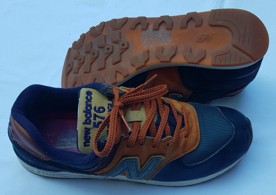 Zapatillas New Balance M576yp Made In England Talle 43 Ar