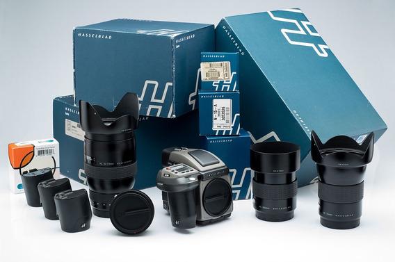 Kit Hasselblad H3d-39 + 50-110mm & Acessórios