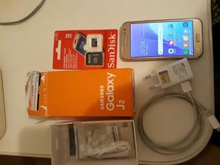 Smartphone Samsung J2 Semi Novo+ Samsung Galaxy A3 Duos Pret