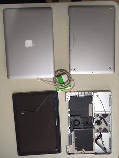 Lote Repuestos Macbook Pro 2009-2010 Modelos A1278