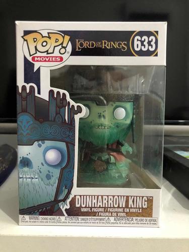 Funko Dunharrow King Señor De Los Anillos