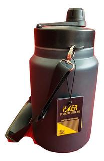 Botella Hiker Deportiva Termica Acero Inox 3340 Ml Leer!!!