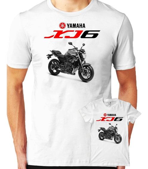 Camisa Yamaha Xj6