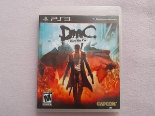 Dmc Devil May Cry Original Para Ps3