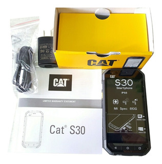 Telefono Celular Smartphone Caterpillar Cat S30 Nuevo