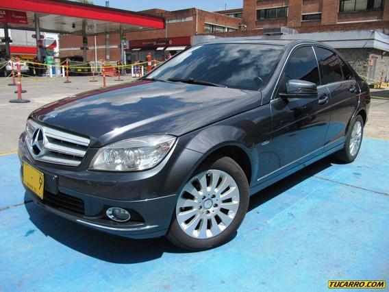 Mercedes Benz Clase C 200 Elegance Kompressor