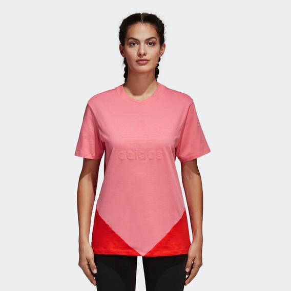 Remera adidas Originals Clrdo T-shirt Ce1742 Mujer Ce1742-ce