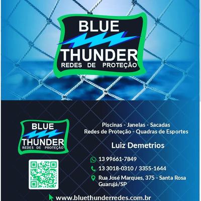 Blue Thunder Redes De Proteção