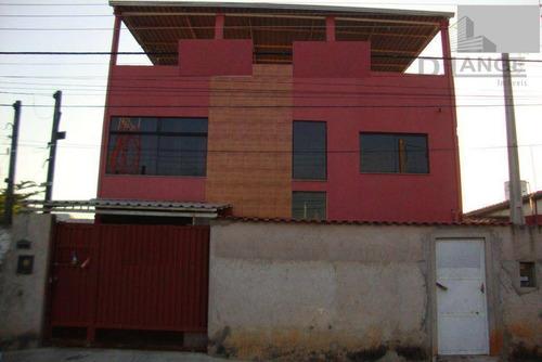 Imagem 1 de 9 de Prédio À Venda, 400 M² Por R$ 610.000,00 - Jardim Mirante De Sumaré - Hortolândia/sp - Pr0289