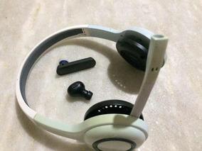 3 Fones De Ouvido Bluetooth