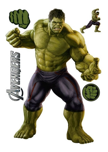 Avengers -i 17 Hulk. Vinilos Decorativos Superhéroes Ultron