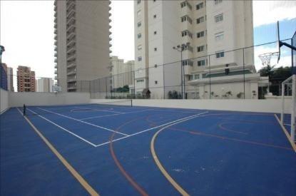 Imagem 1 de 15 de Apartamento Tatuapé 144m² - 4 Dorms, 2 Suítes, 4 Vagas