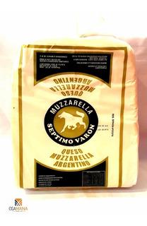 Mozzarella Septimo Varon 10 Kg