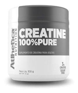 Creatine Atlhetica Nutrition 300g 100% Pure