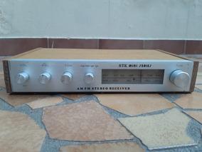 Receiver Stk Mini Series Am Fm Anos 70 80 Pra Revisão Leia..