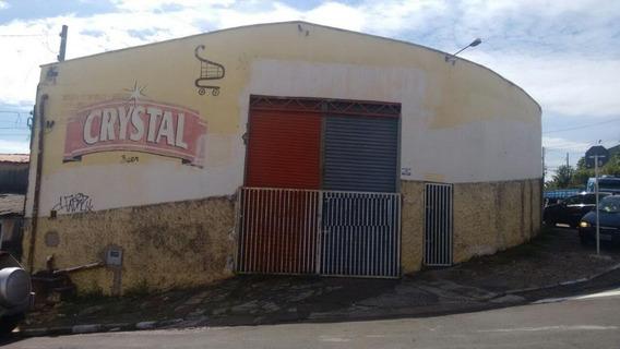 Barracão Comercial Para Venda E Locação, Parque Jambeiro, Campinas. - Ba0355