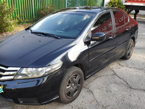 Honda City 1.5 Dx Flex 4p 2013