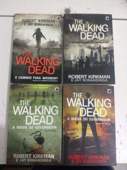 Livros The Walking Dead
