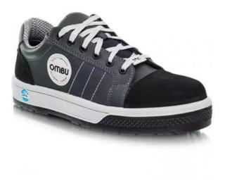 Zapatilla De Trabajo Seguridad Ombu Sneaker Oferta