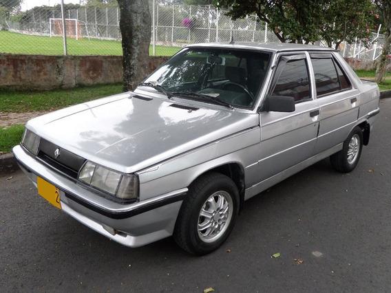 Renault R9 Gtx 1400 5v 1989 Mecanico