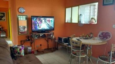 Ótimo Apartamento Na Praia Do Sonho,em Itanhaém Sp