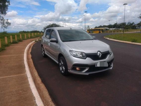 Renault Sandero Gt Line 1.6 16v Sce - Baixa Km - Único Dono
