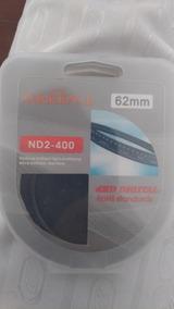 Filtro Nd2-400 Green.l 62mm