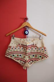 Shorts Bordado Importado