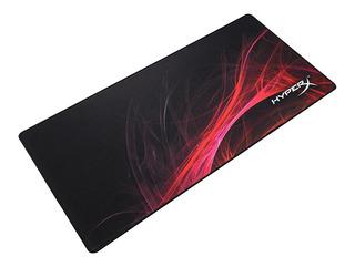Mousepad Gamer Hyperx Fury Pro Mouse Pad Extra Large Xl Borde Tejido Garantia