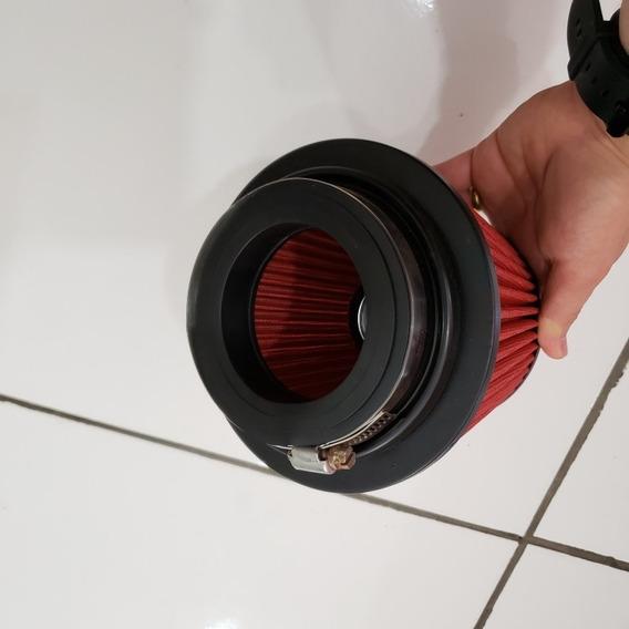 Kit Intake Em Inox Mais Filtro Hre Conico Bravo É Punto Tjet