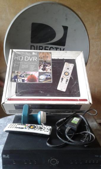 Decodificador Directv Plus (graba Tu Programa)