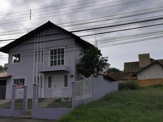 Barbada Casa Com Piscina Na Pedra Branca Em Palhoça- Ref 237