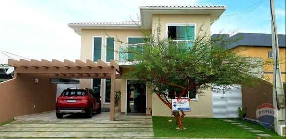 Casa Com 5 Dormitórios À Venda, 219 M² Por R$ 850.000,00 - Nova São Pedro - São Pedro Da Aldeia/rj - Ca1546