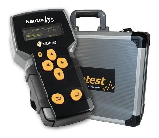 Scanner Kaptor V3s Full Todo Liberado E Atualizado Alfatest