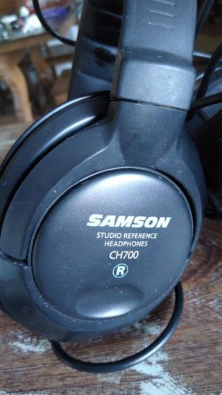 Fone De Ouvido Samson Estúdio