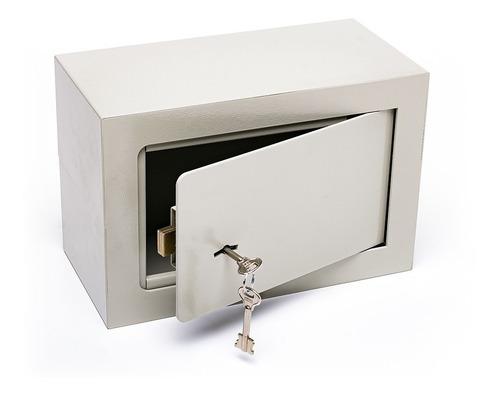 Caja Fuerte 20x30x15 Cm Abulonar Pared A2 S/b