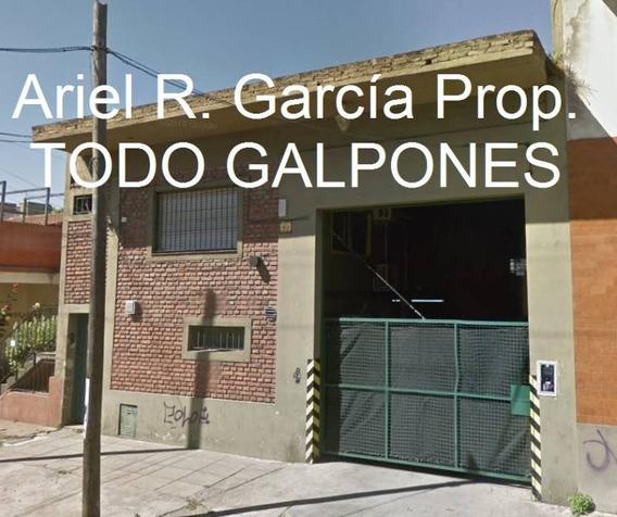 Galpones, Depósitos O Edificios Ind. Alquiler Villa Maipu