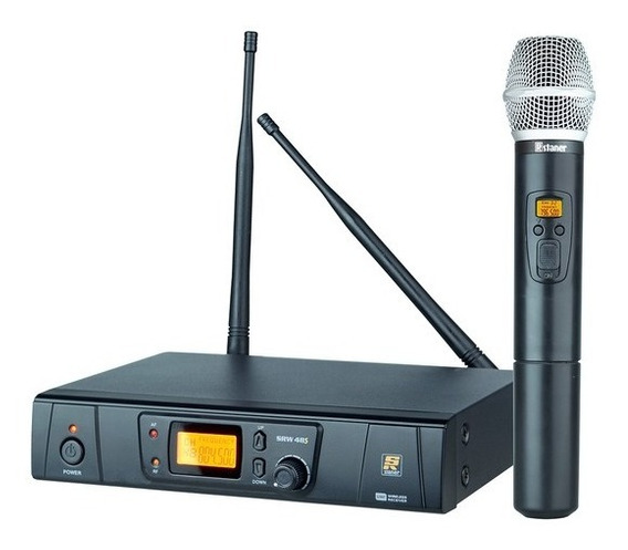 Sistema S/ Fio Staner Srw 48 S Ht 48 Mão Digital
