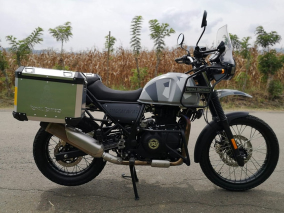 Royal Enfield Himalayan 2020, Euro Iv, Abs, Fuel Injection.