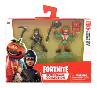 Muñeco Fortnite + Figuras Armas + Accesorios Batlle Hound
