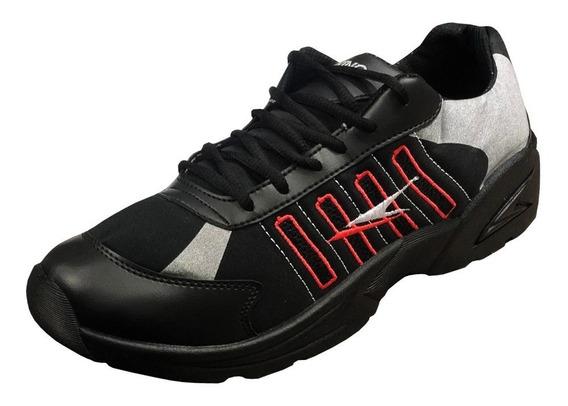 Zapatillas Negras Rowing Hombre 45 46 47 48 - Lopez Calzados