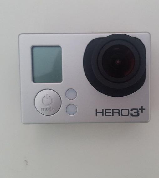 Gopro Hero 3+, Case E Acessórios