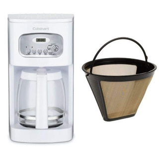 Cuisinart Dcc-1100 12-taza Cafetera Programable,