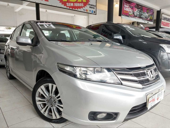Honda City 1.5 Lx Flex Aut. 4p 2014
