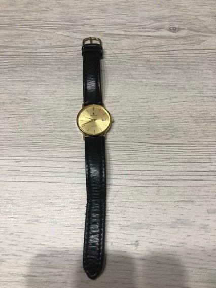 Relógio Seculus Quartz Ouro 18k