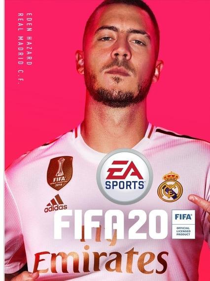 Fifa 2020- Edição Padrão-xbox One-mídia Digital