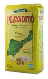 Yerba Playadito Pack 5 Unid X 1 Kilo